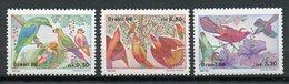 Brazil, Yvert 1811/1813, Scott 2089/2091,  MNH - Brazil