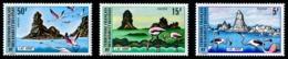 AFARS ET ISSAS 1974 - Yv. 384 385 386 ** SUP  Cote= 11,00 EUR - Paysage Du Lac Abbé (3 Val.)  ..Réf.AFA23107 - Afars & Issas (1967-1977)