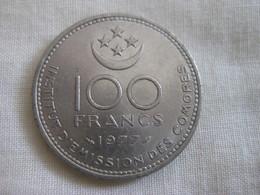 Comores: 100 Francs 1977 - Comores