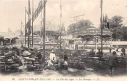 78 - Yvelines / 10105 - Saint Germain En Laye -  Fête Des Loges - Les Manèges - Andere Gemeenten