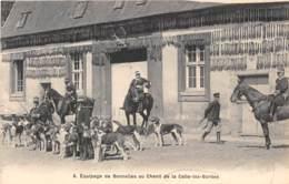 78 - Yvelines / 10117 - équipage De Bonnelles - Chasse à Courre - - Francia