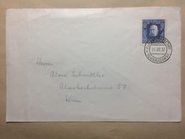 AUSTRIA - Austrian Post In Poland Noworadomsk Feldpostcover 1917 - 1850-1918 Empire
