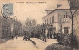 78 - Yvelines / 10131 - Rangiport - Hôtel Restaurant Légeron - France
