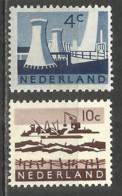 Netherlands 1963 Year , Mint Stamps MNH (**) - 1949-1980 (Juliana)