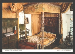 Bunratty Castle - The Earl Of Thomond's Bed-chamber - Clare