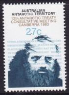 Australian Antartic Territory 1983 SC L56 Mint Never Hinged - Australian Antarctic Territory (AAT)