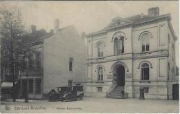 Etterbeek-Bruxelles.   -   Maison Communale  -   1913   Naar   Bruges - Etterbeek