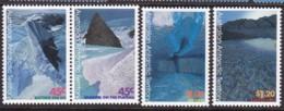 Australian Antartic Territory 1996 SC L98-101 Mint Never Hinged - Unused Stamps