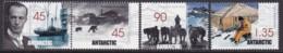 Australian Antartic Territory 1999 SC L111-4  Mint Never Hinged - Unused Stamps