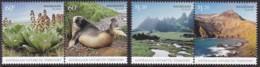 Australian Antartic Territory 2010 Sc 150-53 Mint Never Hinged - Unused Stamps
