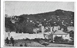 Camogli (Genova). Il Santuario Visto Dalla Nuova Grande Strada Che Mette Al Medesimo. - Genova