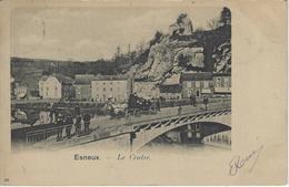 Esneux   -    Le Centre.  -   1902 - Esneux