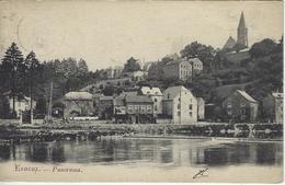 Esneux   -   Panorama   -   1904  Naar   Gand - Esneux