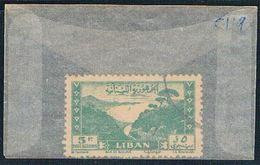 Lebanon C119 Used Bay Of Jounie 1947 (L0088) - Lebanon