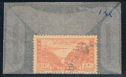 Lebanon C122 Used Bay Of Jounie 1947 (L0091) - Lebanon