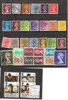 GREAT BRITTAIN Leuke Kavel Om Uit Te Zoeken (3) - Colecciones Completas