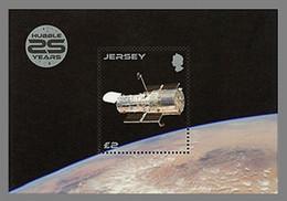 Jersey 1990/97 Astronomie , Espace - Astronomie