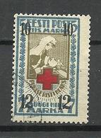 Estland Estonia 1926 Michel 61 O - Estland