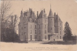 F01-044 CHATEAU DE MONTEPIN (BAGE LE CHATEL) - Francia