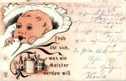 Früh übt Sich - Babies