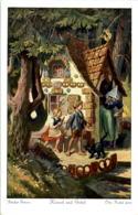 Hänsel Und Gretel - Brüder Grimm - Märchen, Sagen & Legenden