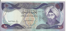 IRAK 10 DINARS 1982 XF+ P 71 - Irak
