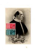 LAB517 - VATICANO  , Pio XII  Anno Mariano Su Cartolina Del 26/5/1954 - Storia Postale
