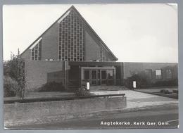 NL.- AAGTEKERKE. Kerk Ger. Gem. - Kerken En Kathedralen