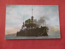 US Battleship Nebraska Built In Seattle WA.   Ref 3158 - Oorlog