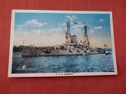 USS Alabama     Ref 3158 - Oorlog