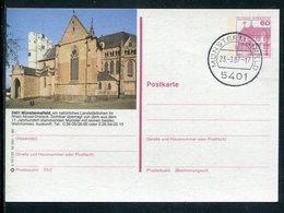 """Bundesrepublik Deutschland / 1986 / Bildpostkarte """"MUENSTERMAIFELD"""" Mit Bildgleichem Stempel (7086) - [7] Repubblica Federale"""