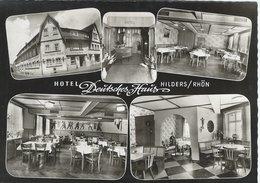 """Hotel """"Deutsches Haus"""" Hilders / Rhön. Germany.    B-3532 - Hotels & Restaurants"""