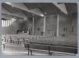 NL.- PAPENDRECHT. Interieur Ned. Herv. Sionskerk. - Kerken En Kathedralen