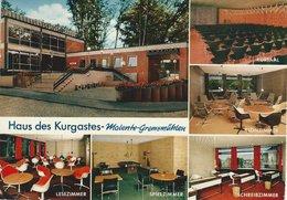 Haus Des Kurgastes - Molente -Gremsmühlen. Germany.    B-3533 - Hotels & Gaststätten