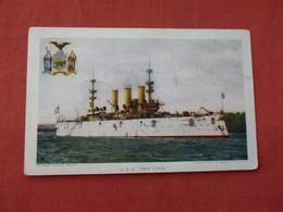 USS New York     Ref 3158 - Oorlog