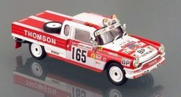 PEUGEOT 404 PICK UP #165 DAKAR 1979 ANDRE PUYFOULHOUX NOREV M6 COLLECTIONS 1/43 - Rallye