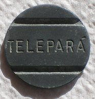 Brasil Telephone Token  TELEPARA Telecomunicações Do Pará - Noodgeld
