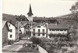 Carte Postale Des Années 50-60 De Savoie - Novalaise - Le Village Et L'Eglise - Francia