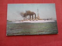 US Battleship Ohio Ref 3158 - Oorlog