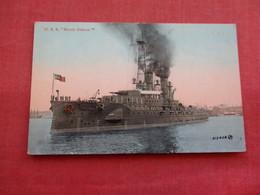USS North Dakota  Ref 3158 - Oorlog