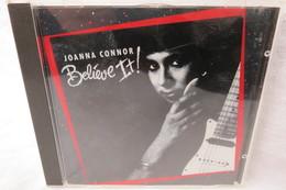 """CD """"Joanna Connor"""" Believe It! - Blues"""