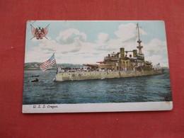 USS Oregon  Ref 3158 - Oorlog