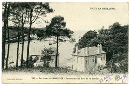 29 : ENVIRONS DE MORLAIX - PANORAMA DU BAS DE LA RIVIERE - Morlaix