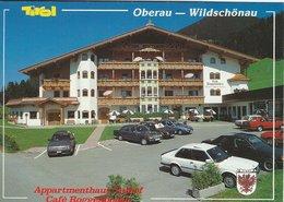 Appartementhaus Talhof - Cafe Roggenboden.  Oberau - Wildschönau. Austria.   B-3539 - Hotels & Restaurants