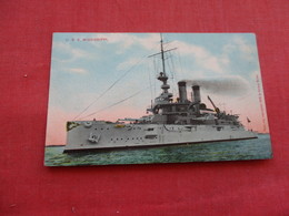USS Mississippi  . Ref 3158 - Oorlog