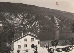 Carte Postale Des Années 50-60 De Savoie - Le Lac D'Aiguebelette - NOVALAISE-PLAGE - Automobiles - France