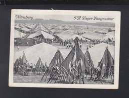 Dt. Reich AK Nürnberg SA Lager Langwasser 1935 - Geschichte