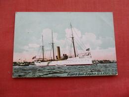 Dispatch Boat Dolphin --. Ref 3158 - Oorlog