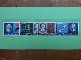 NUOVA ZELANDA - Nn. 493/96 Nuovi ** + Spese Postali - Nuova Zelanda