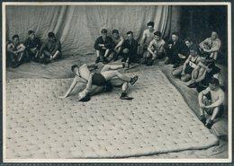 1936 Germany Berlin Olympics Olympia Sammelwerk 13 Bild 147 Gruppe 55 Wrestling - Tarjetas